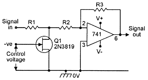 fet principles and circuits  u2014 pa